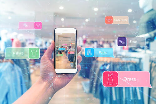 Augmented Reality in Fashion customer journey