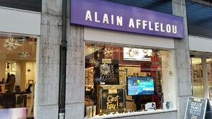 Afflelou store after the integration of the virtual try-on technology.
