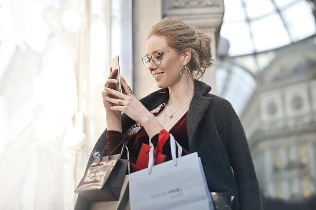 Glasses purchase in an omnichannel journey