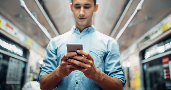 Think mobile first when it comes to buyer's journey