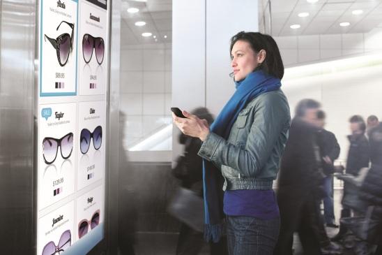 Acheter ses lunettes en magasin avec le digital